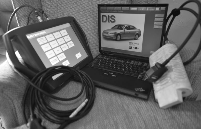 BMW Diagnostic Equipment