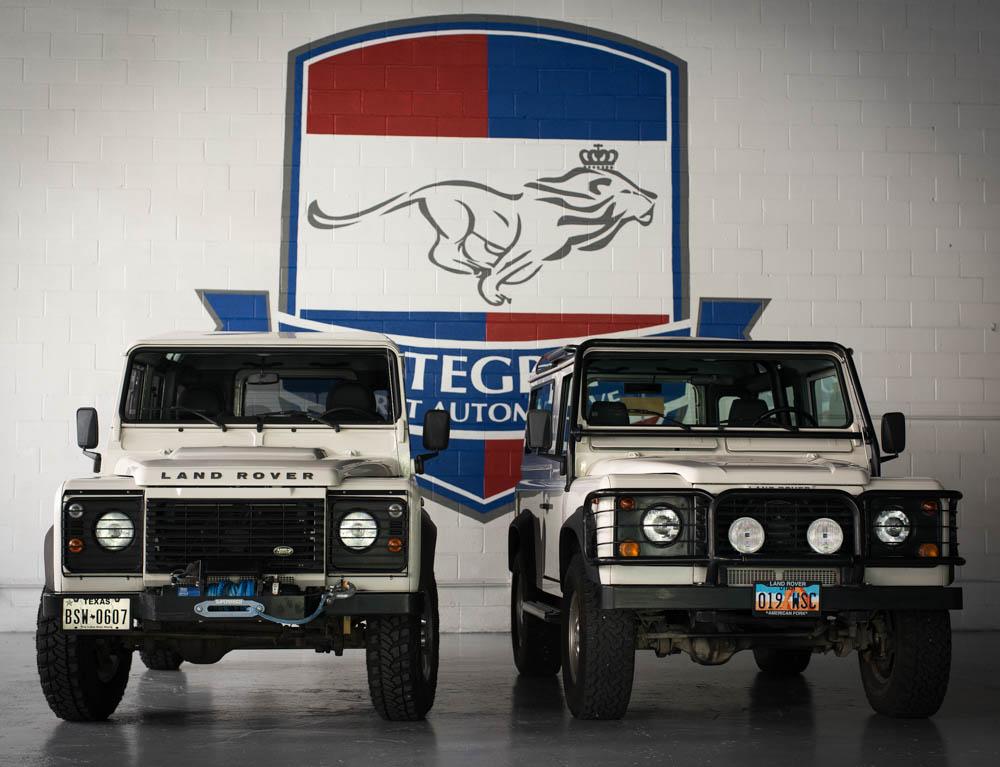 Land Rover Auto Repairs & Services in Salt Lake City, Utah