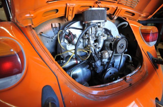 Beetle 2100cc Engine