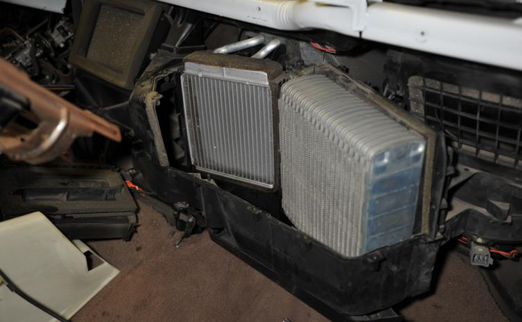 Expedition Heater Core