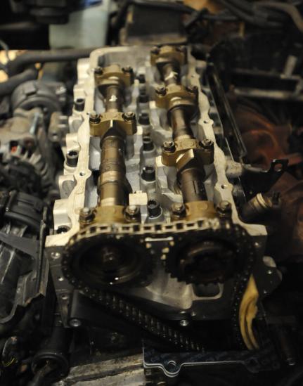 VW VR6 Camshafts
