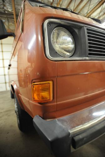 Aircooled Volkswagen Vanagon