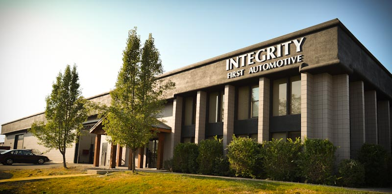 Integrity First Automotive Storefront