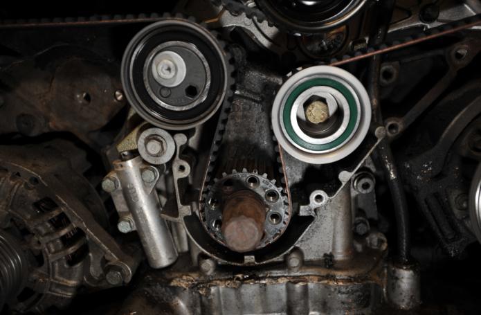Audi 2.7T Timing Belt Tensioners