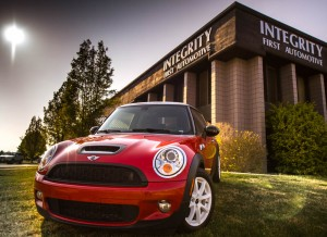 Integrity First Automotive for MINI repairs and service