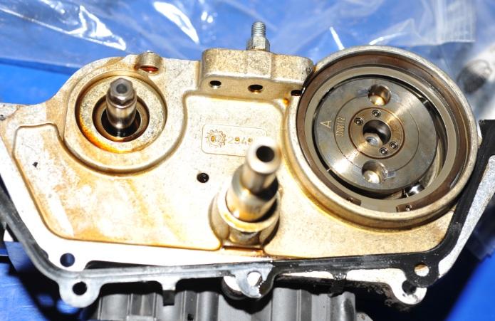 M3 S54 Broken Vanos Assembly