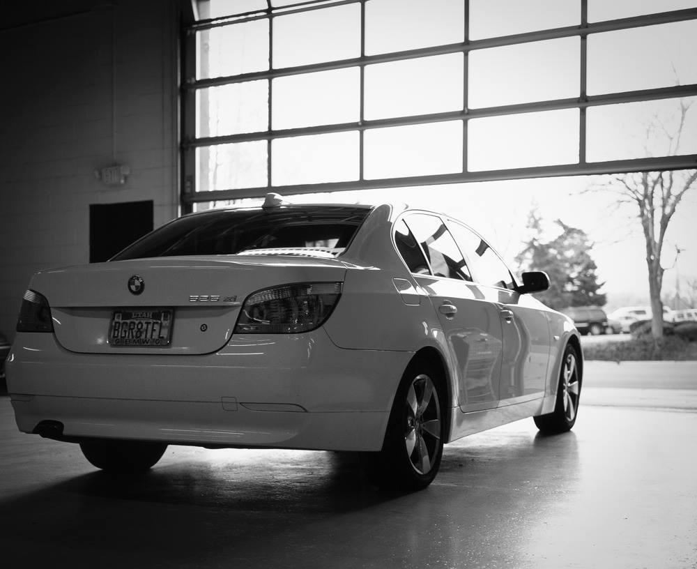 BMW 5 series service