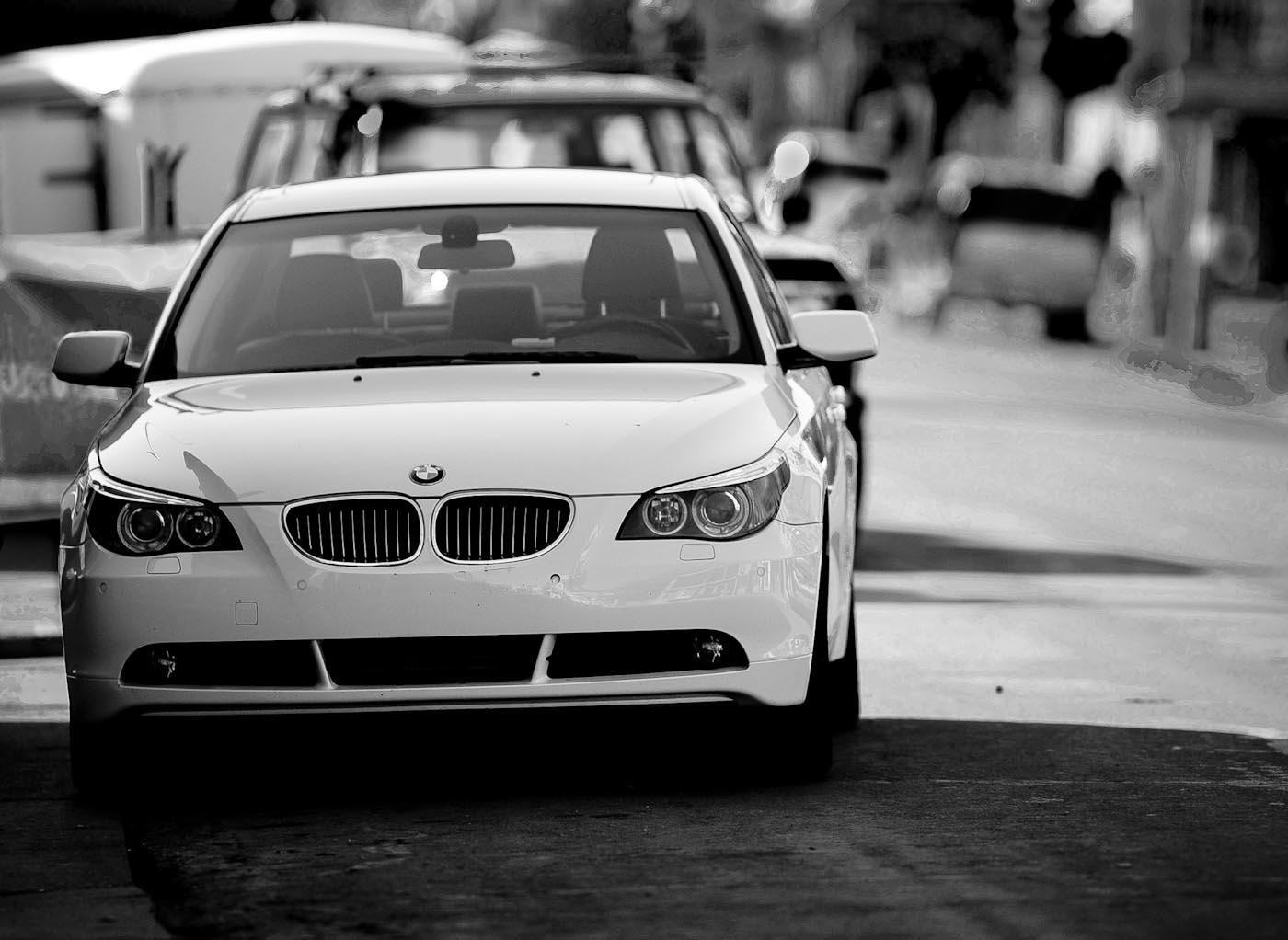 BMW 5-series Service