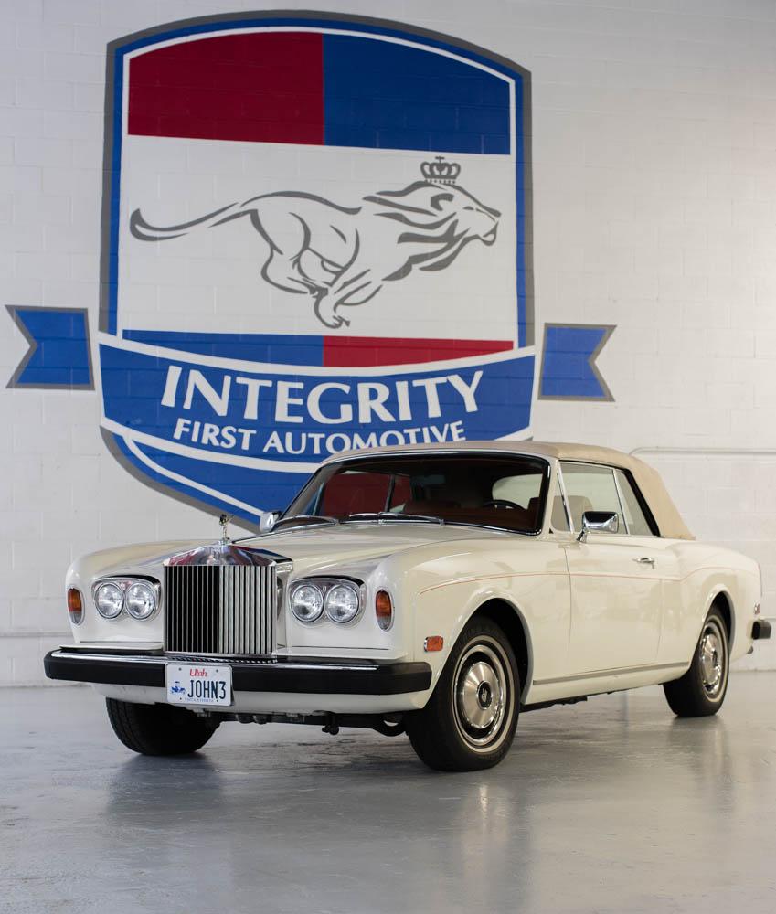 Rolls-Royce & Bentley Mechanics, Services, & Repairs In