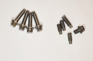 N52 engine mount bolts