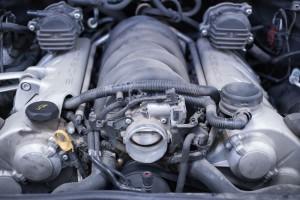 Cayenne V8 intake