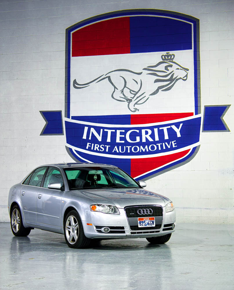 Audi service in Salt Lake City