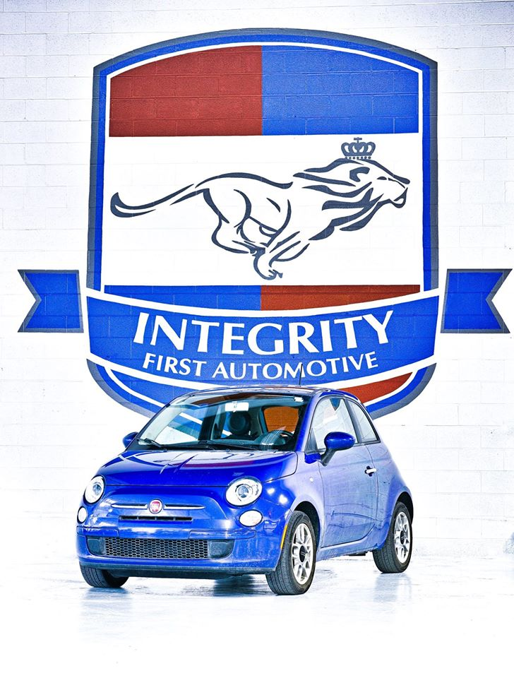 Integrity First Fiat 500